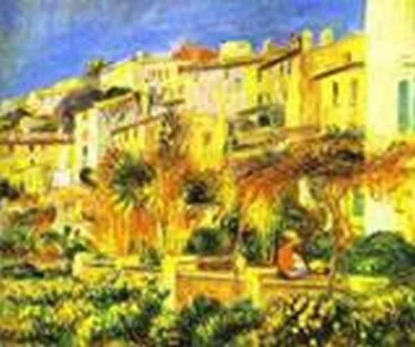 Terrace at cagnes 1905 xx bridgestone museum of art tokyo